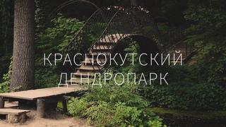 Самые красивые места Украины. Краснокутский дендропарк. МОЁ