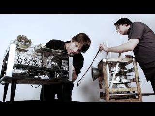 La chambre des machines : Martin Messier + Nicolas Bernier