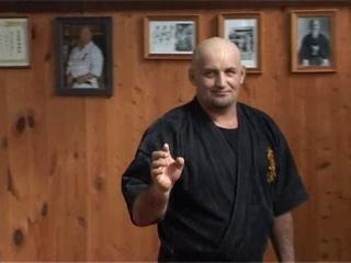 Нож в каратэ - семинар Юрия Федоришена