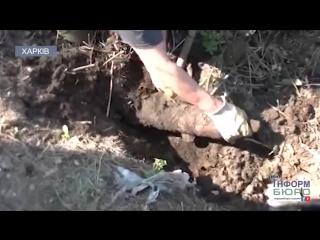 У Харківській області піротехніки знешкодили 4 боприпаси часів Другої світової війни