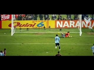 Лионель Месси ● Все 55 голов за Аргентину ● Лучший бомбардир в истории сборной