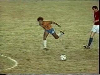 Amistoso 1978. Brasil 2 x 0 Tchecoslováquia