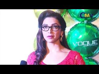 Deepika Padukone Announced Brand Ambassador For Vogue Eyewear