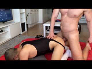 Matt  Fabio use sexy Asian boy