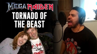 What if Bruce Dickinson sang for MEGADETH?! - Tornado Of Souls