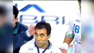 Talant Dujshebaev & Mikhail Iakimovitch, handball 1996/97