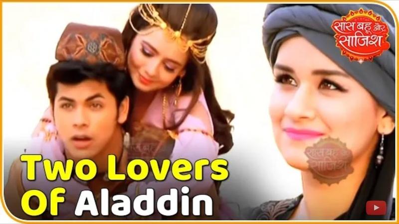 Kya Meher banegi Yasmine aur Aladdin ke pyaar ke beech me Kanta AVNEET KAUR SIDDHARTH CHAHAT