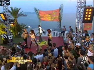 2 Unlimited   No Limit 2 3 Live At Ibiza Summerhits 2003