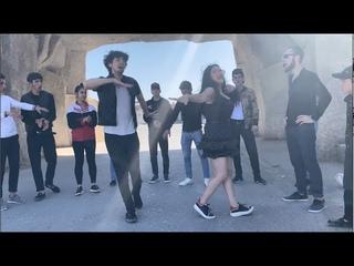 Самая Мощная Лезгинка Чеченская Песня ALISHKA Шибаба 2020 Парни Девушки Танцуют Класс Street Dance