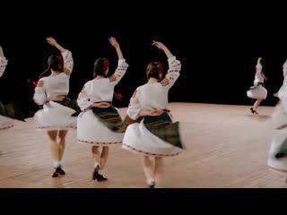 Ансамбль народного танца Молдовы ЖОК (трейлер)
