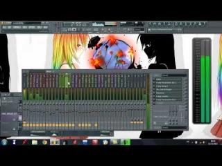 Vocaloid vs FL Studio - Star and Glass
