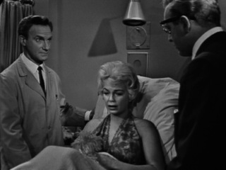 Сумеречная зона 1959 The Twilight Zone 2x17 Twenty Two