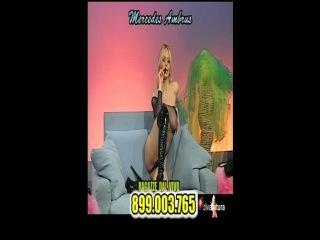 Mercedes Ambrus Live show diva futura