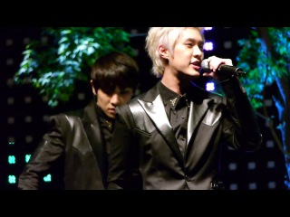 11 05 13 MBLAQ Oh Yeah @ Ulsan Upsquare Opening ceremony Фанкам