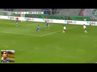 Deutschland 17 0 Kasachstan Rekordsieg Frauen Fussball