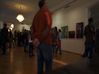 ХХ областная художественная молодежная выставка
