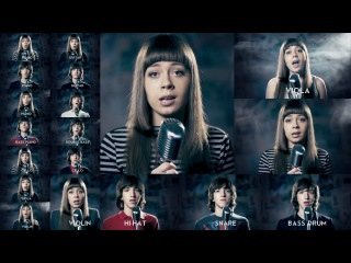Skyfall (Adele) - Acapella Cover by Mary Sazonova & Tikhon L.