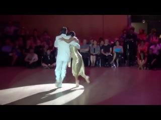 Erna Santiago Giachello Tango Festival St Geniez d'Olt