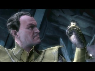 Injustice: Gods Among Us - Battle Arena - Superman vs. Sinestro