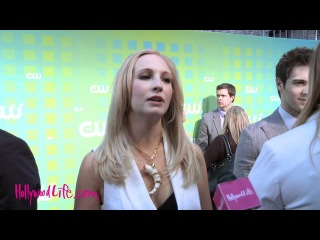 'Vampire Diaries' Season 4: Candice Accola Interview