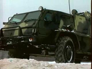 GAZ-3937 Vodnik vehicle