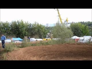 Мотокросс в Курьяново  3 Сентябрь , 2011