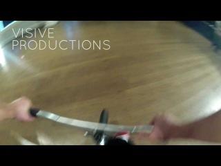 Flatland BMX ft. Keelan Phillips