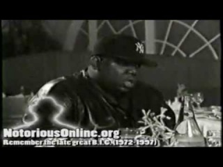 Notorious BIG 17 year old interview restored for March 9th!
