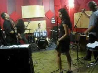 Edenian - When I Gave Her My Eden (Rehearsal )
