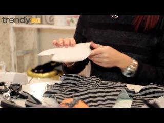 Trendy Lab №35 - Ч.2 - Мастер-класс Тани Чекиш (варежки)