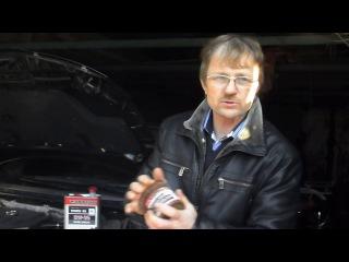 Отзыв владельца автомобиля Nissan о масле и присадках WINDIGO