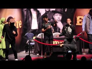 Empire album signing & special event featuring Jussie Smollett & Yazz (Jamal & Hakeem Lyon)
