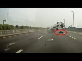 Пристегиваться ..Пфф.. Зачем  Crash Without Seat Belt
