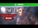 Friday the 13th: The Game Walkthrough Part 2 (Virtual Cabin) JASON VOORHEES Room