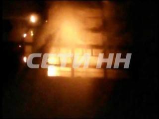 Единственный в городе батутный центр сгорел, едва успев открыться