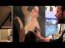 Обучение живописи, живопись маслом для начинающих, уроки Игоря Сахарова