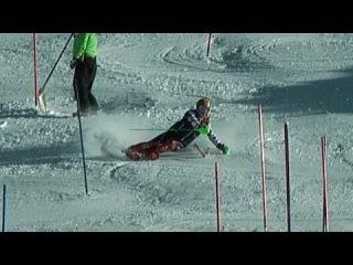 Marcel Hirscher Slalom Skiing