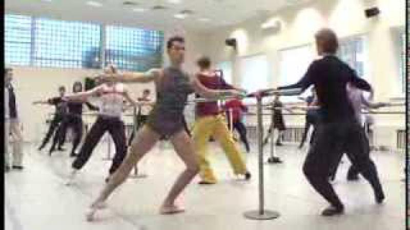 7. Stanislav Belyaevsky teaches at the Eifman Ballet