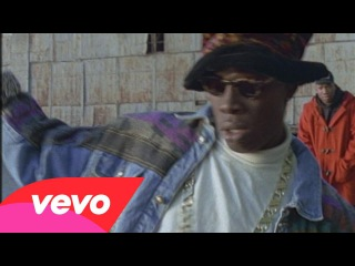 Shabba Ranks - The Jam ft. KRS-One (Official Music Video)