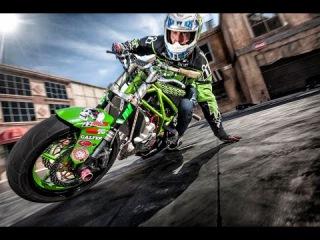 Stunt Riding Moto1Pro, Juanan del Fresno