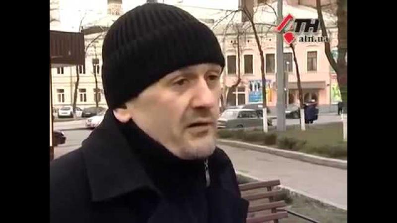 Мужик из Харькова рассказал всю правду про Украину возле комиссариата