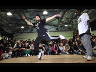 MIRACLE DEEROCKZ vs SNU DEE | Hip Hop Dance Battle | MATW 2015 | Snooty Tube
