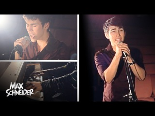 """Somebody That I Used To Know"" - Gotye (Max Schneider (MAX) , Kurt Schneider Cover)"