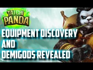 Taichi Panda - Equipment Discovery │Demigod