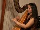Carolina Caia Tournier Lolita danseaza solo harpa