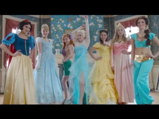 Frozen - A Musical feat. Disney Princesses (Русские субтитры)