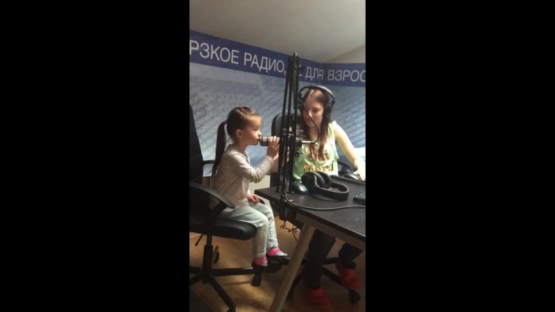 Ева на KidsFM