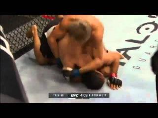 UFC 192 Sage Northcutt KO