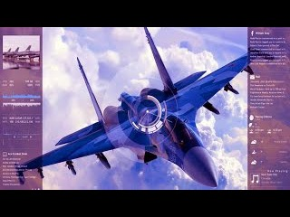 Супер возможности российских истребителей Су-35 и Миг-29м2 (Su-35, MiG-29)! Мульти-ролик.