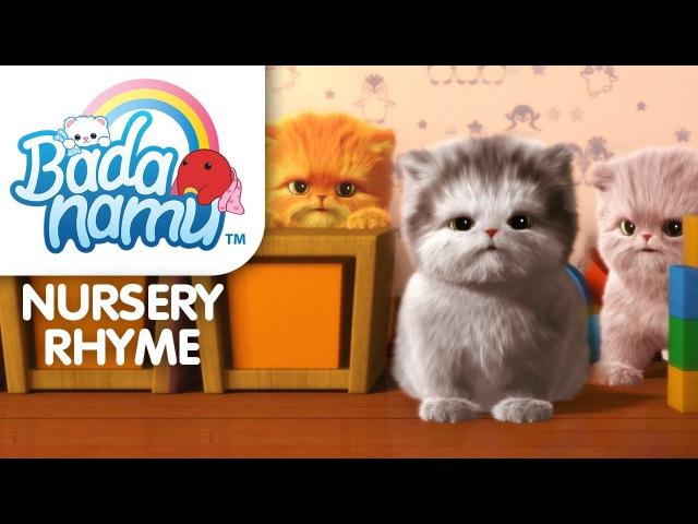 Three Little Kittens l Nursery Rhymes Kids Songs